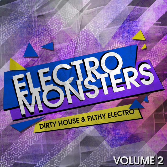VARIOUS - Electro Monsters Vol 2
