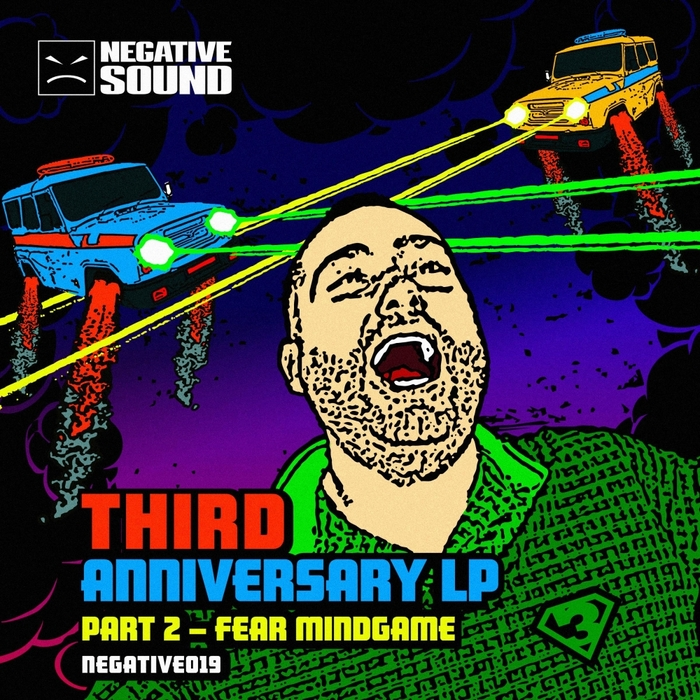 VARIOUS - Third Anniversary Pt 2/Fear Mindgame