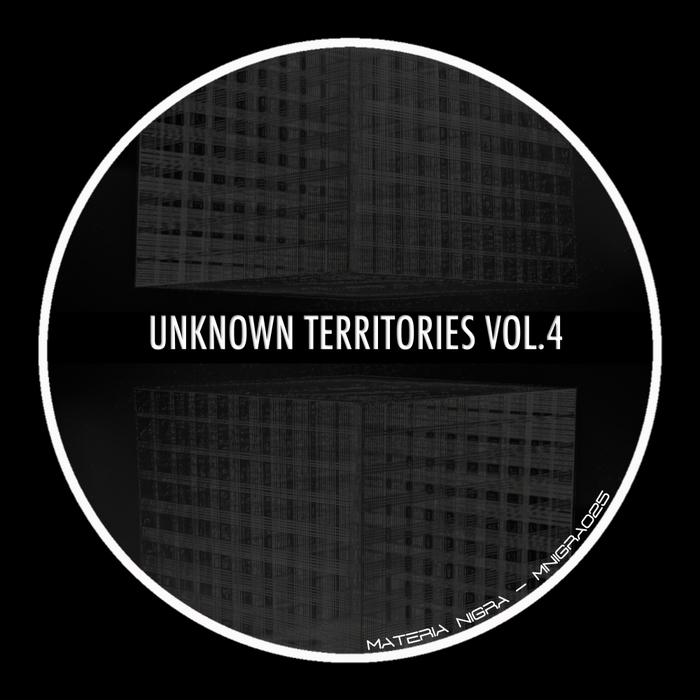 CHINANSKI/DEF4Z/BIRDON/KEN YOUNG - Unknown Territories Vol 4