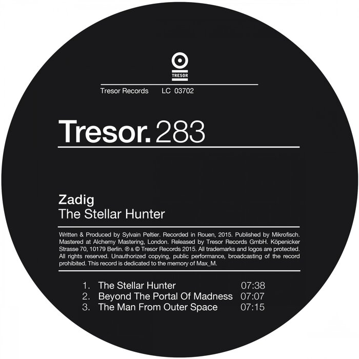 ZADIG - The Stellar Hunter