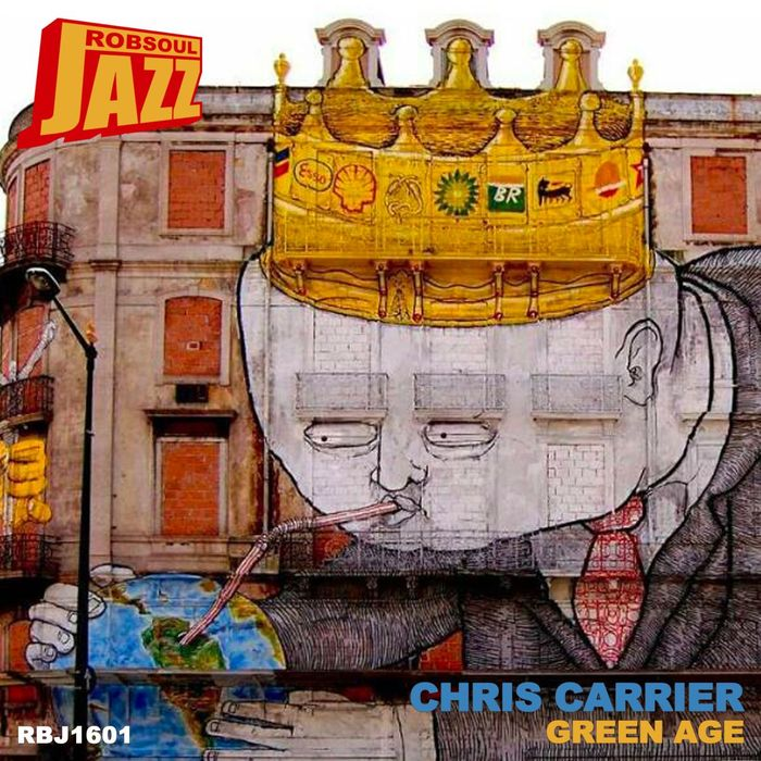 CHRIS CARRIER - Green Age