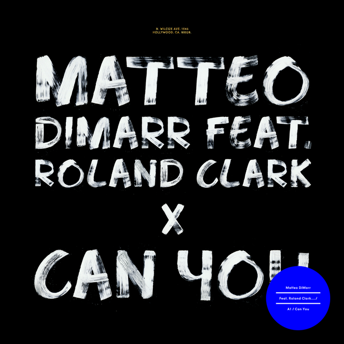 MATTEO DIMARR - Can You