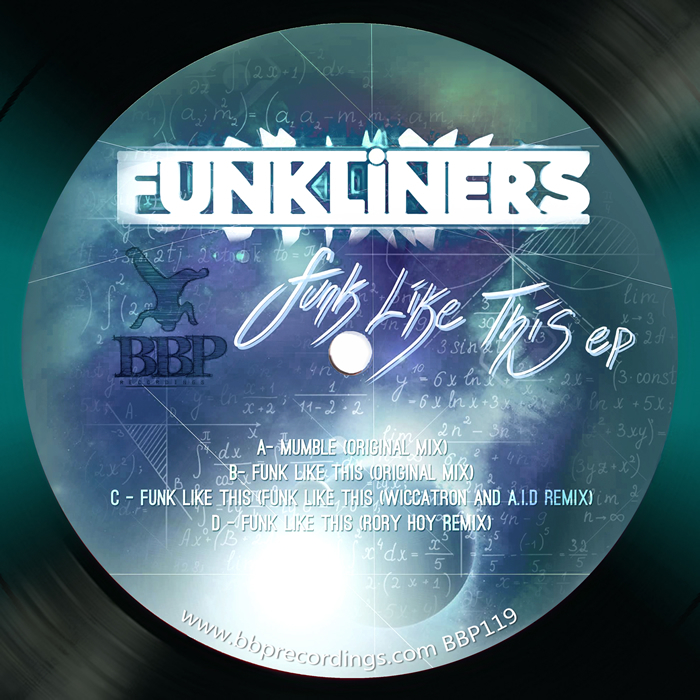 FUNKLINERS - Funk Like This