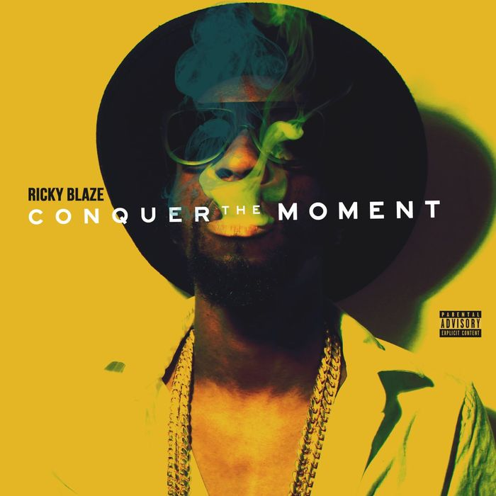 RICKY BLAZE - Conquer The Moment
