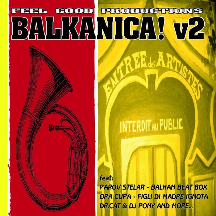 VARIOUS - Feel Good Productions Present: Balkanica! Vol 2