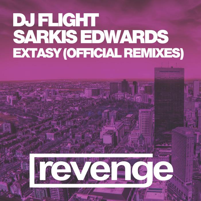 DJ FLIGHT/SARKIS EDWARDS - Extasy