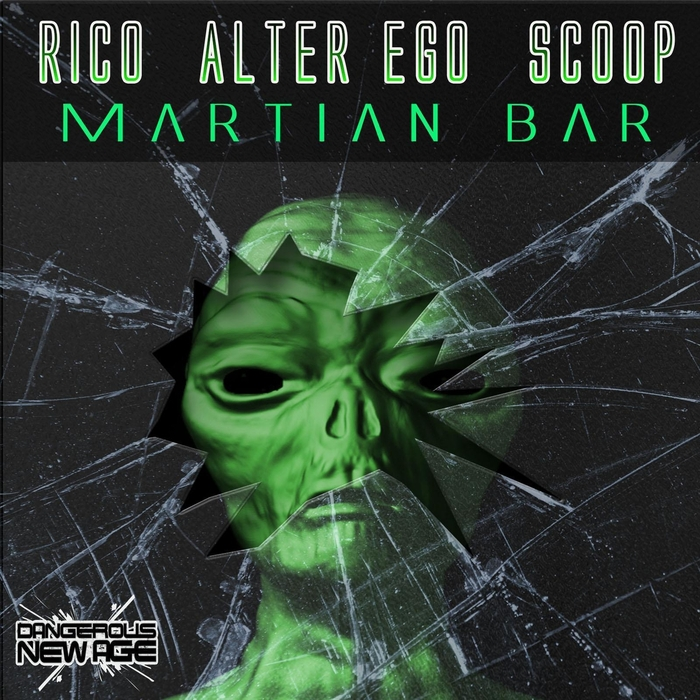 ALTER EGO/SCOOP feat KARIN PARK - Martian Bar