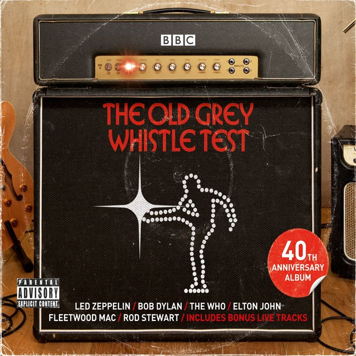 VARIOUS - Old Grey Whistle Test 40th Anniversary