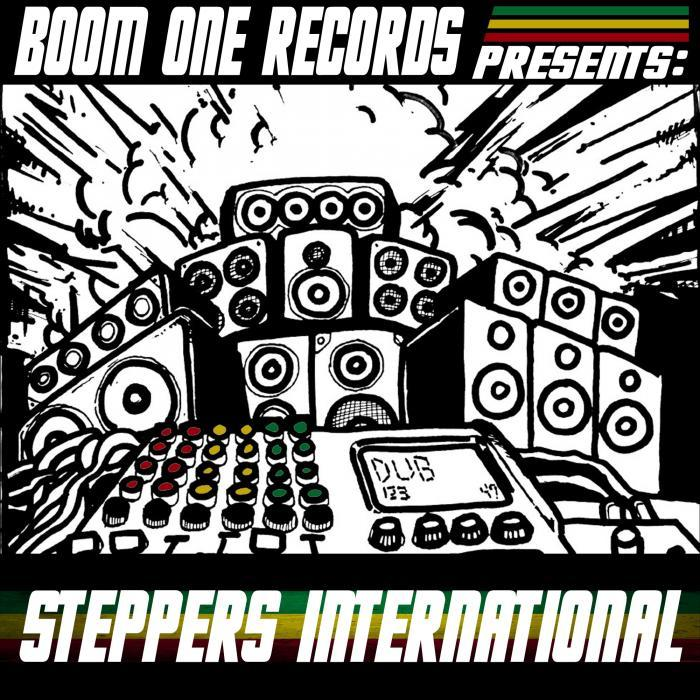 VARIOUS - Steppers International