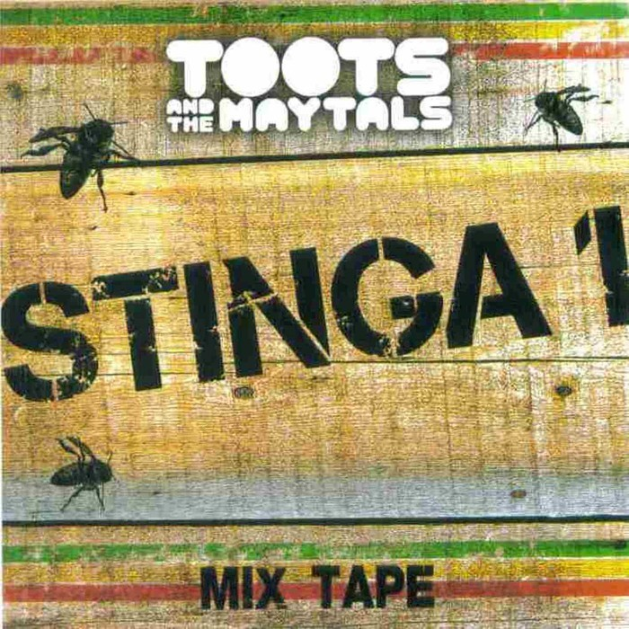 TOOTS/THE MAYTALS - Stinga 1 Mix Tape