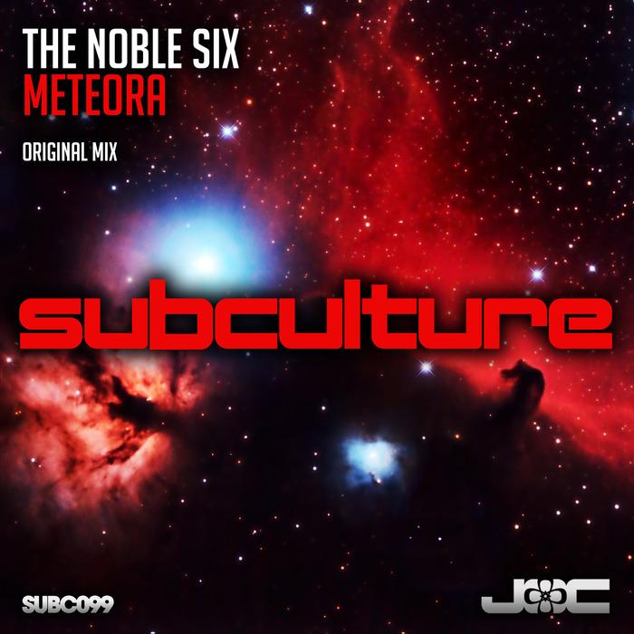 THE NOBLE SIX - Meteora