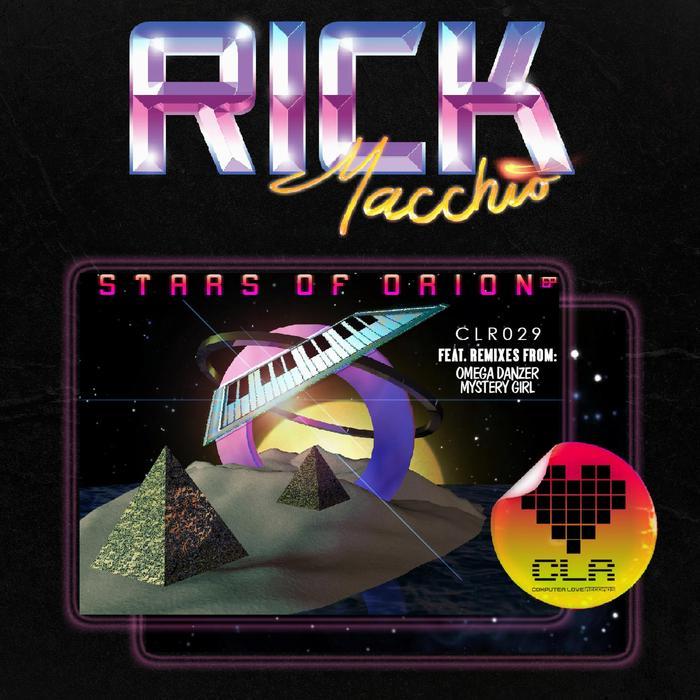 RICK MACCHIO - Stars Of Orion EP