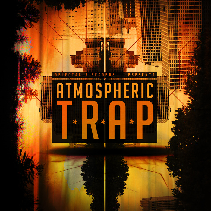 DELECTABLE RECORDS - Atmospheric Trap (Sample Pack WAV)