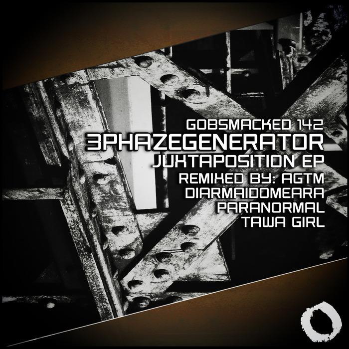 3PHAZEGENERATOR - Juxtaposition EP