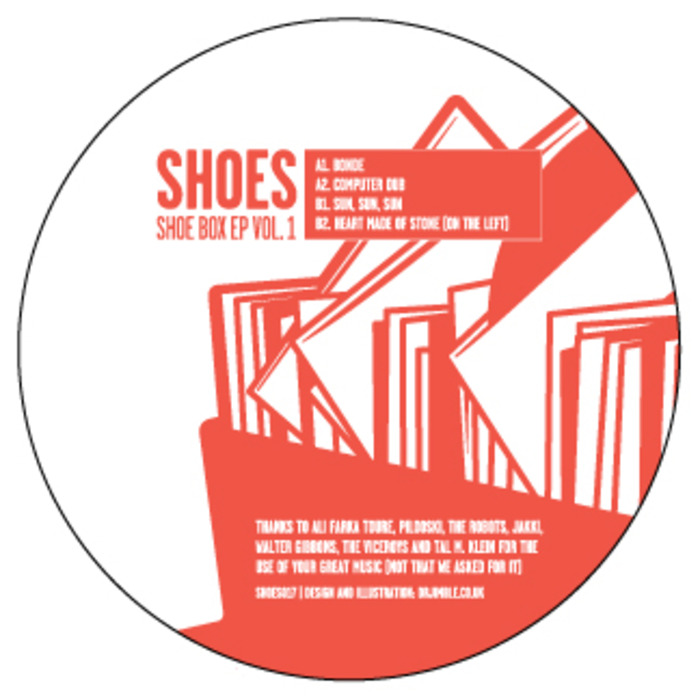 SHOES - The Shoe Box EP