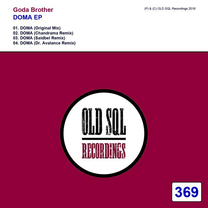 GODA BROTHER - Doma EP