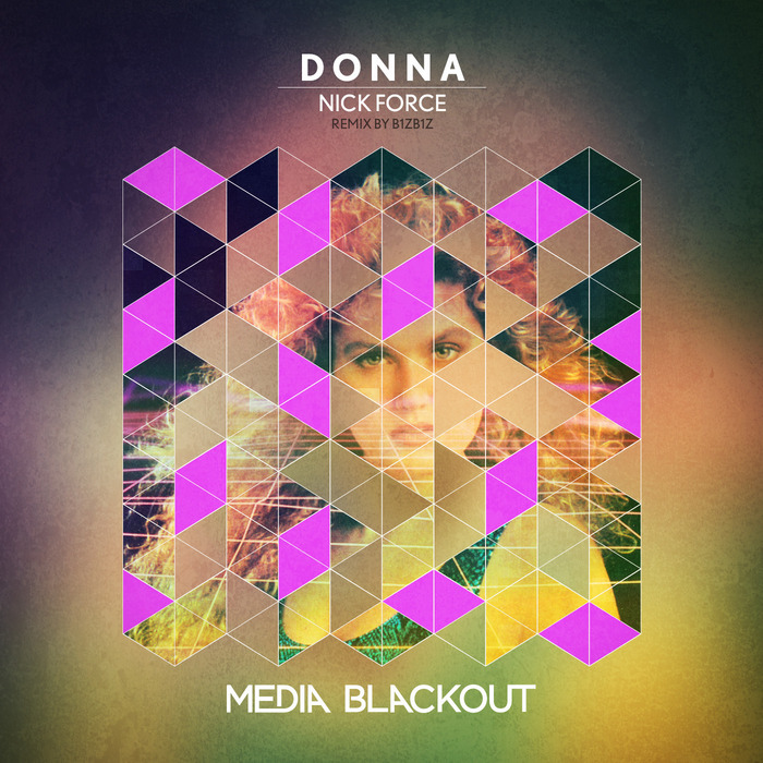 NICK FORCE - Donna