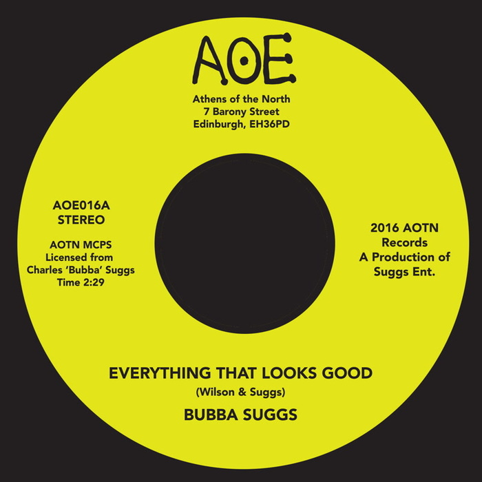 BUBBA SUGGS - Everything That Looks Good
