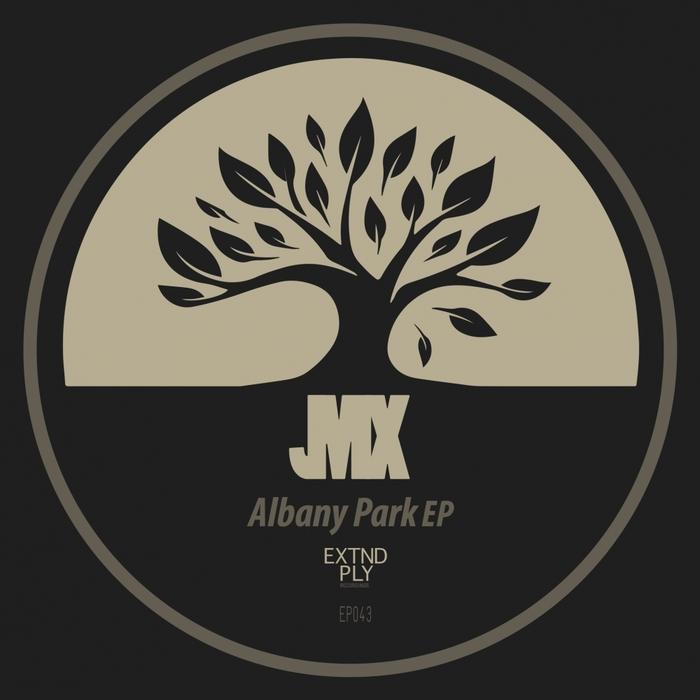 JMX - Albany Park EP