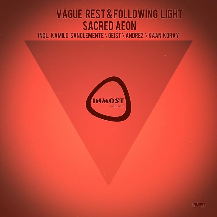 VAGUE REST/FOLLOWING LIGHT - Sacred Aeon