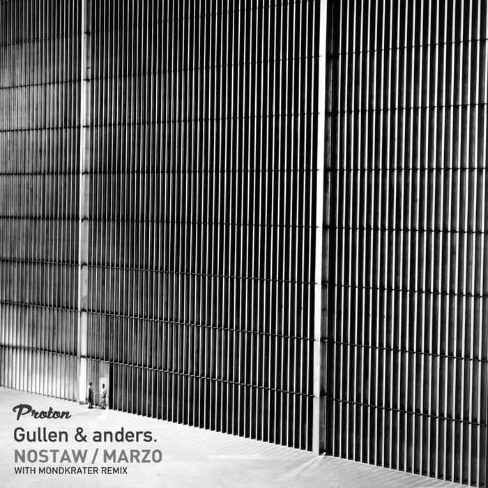 GULLEN/ANDERS - Nostaw/Marzo