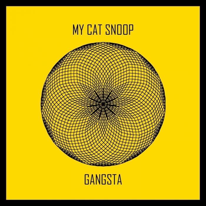 MY CAT SNOOP - Gangsta