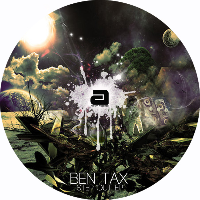 BEN TAX - Step Out EP