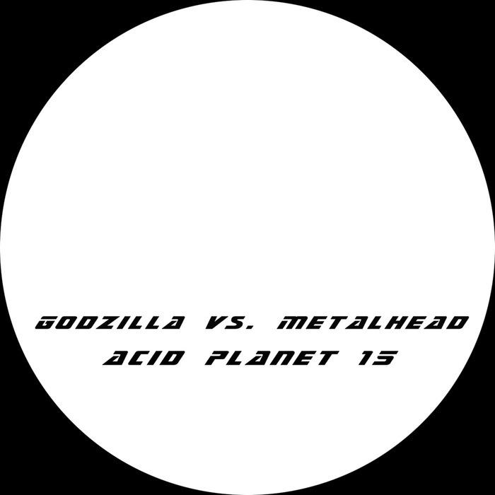 GODZILLA vs METALHEAD - Destroy My Brain