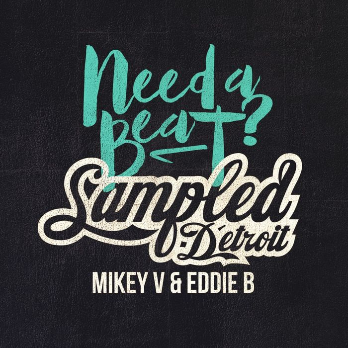 EDDIE B/MIKEY V - Need A Beat
