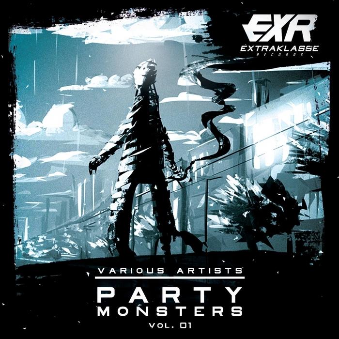 VARIOUS - VA Party Monsters Vol 1