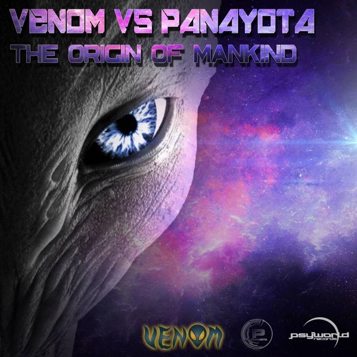 VENOM vs PANAYOTA - The Origin Of Mankind