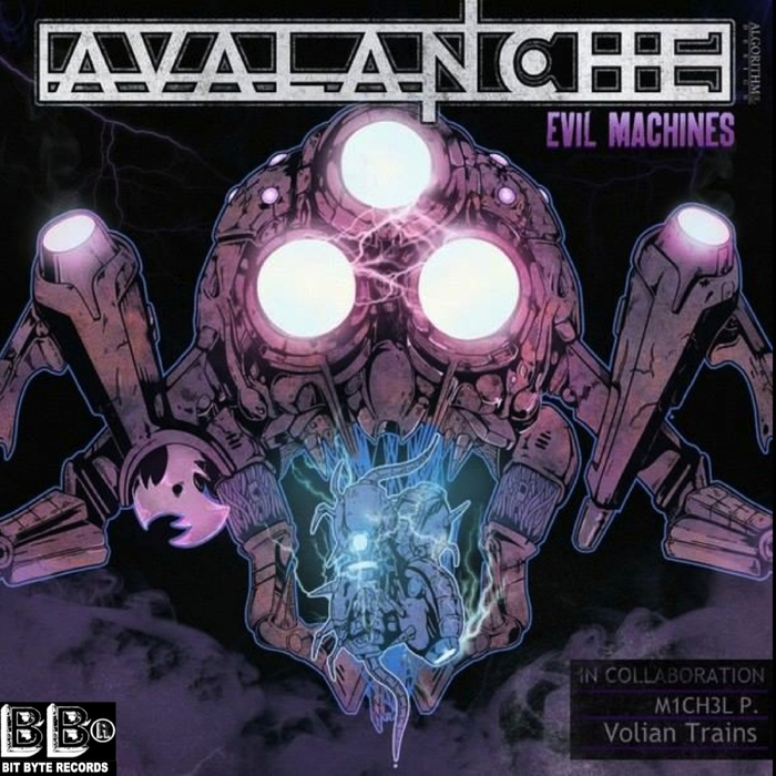 AVALANCHE - Evil Machines