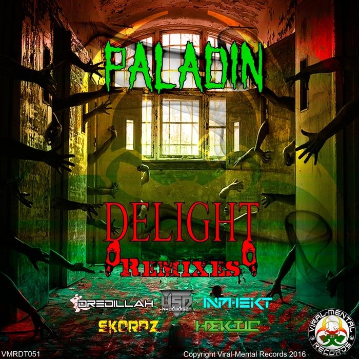 PALADIN - Delight Remixes