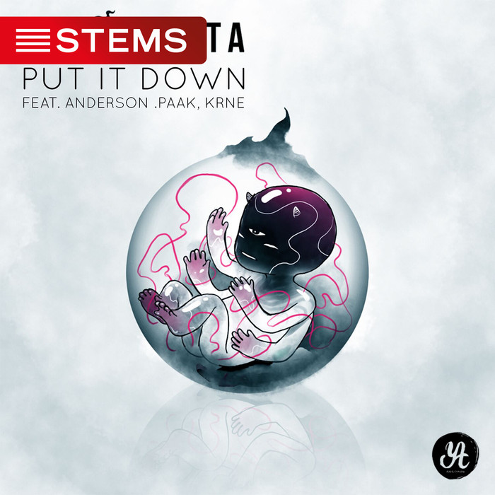 TOKIMONSTA feat ANDERSON PAAK & KRNE - Put It Down