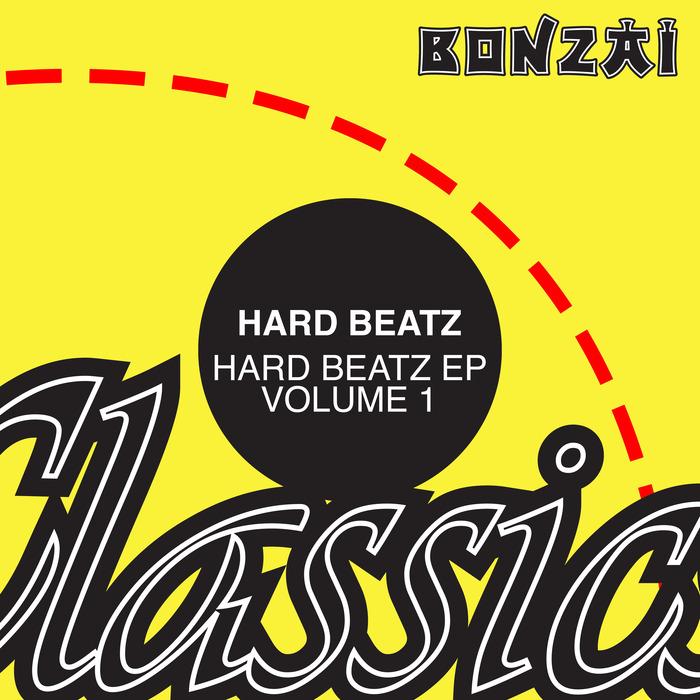 HARD BEATZ - Hard Beatz EP Vol 1
