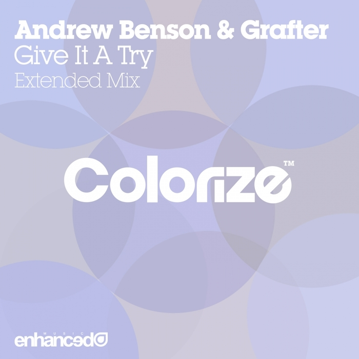 ANDREW BENSON/GRAFTER - Give It A Try