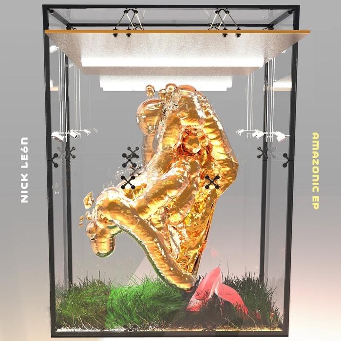 NICK LEANN - Amazonic EP