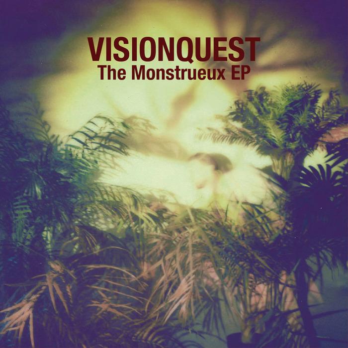 VISIONQUEST - Monstrueux EP