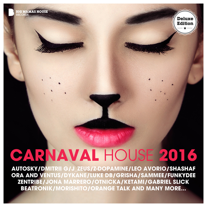 VARIOUS - Carnaval House 2016 (Deluxe Version)