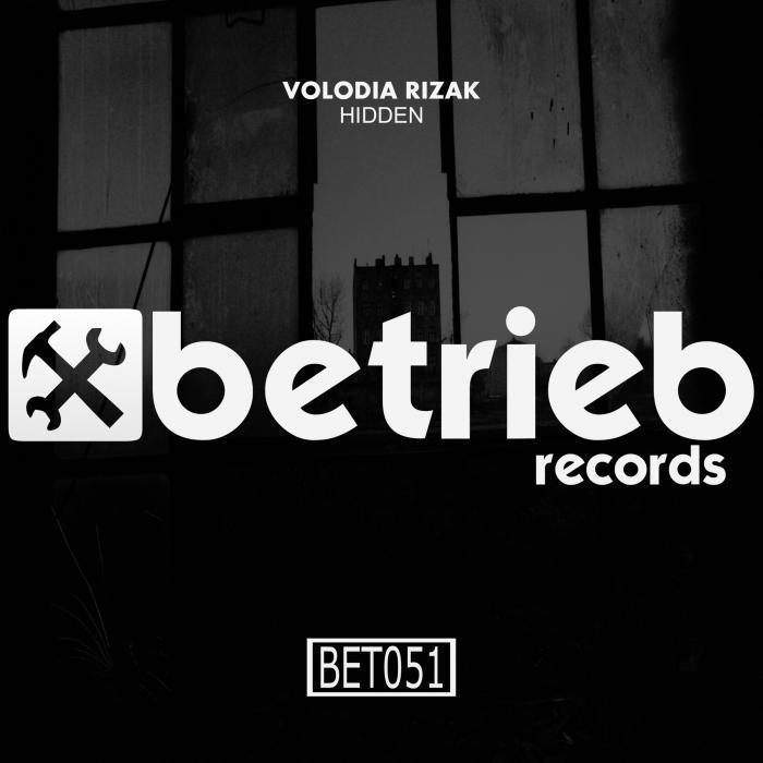 VOLODIA RIZAK - Hidden