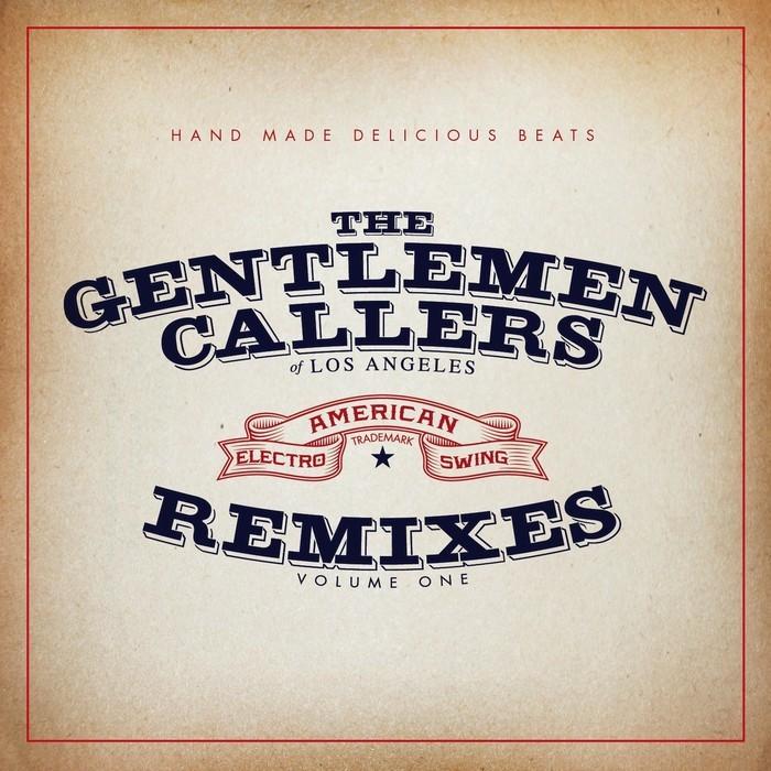VARIOUS/THE GENTLEMEN CALLERS OF LOS ANGELES - The Gentlemen Callers Of Los Angeles (The Remixes)