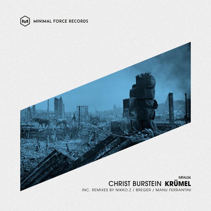 CHRIST BURSTEIN - Krumel