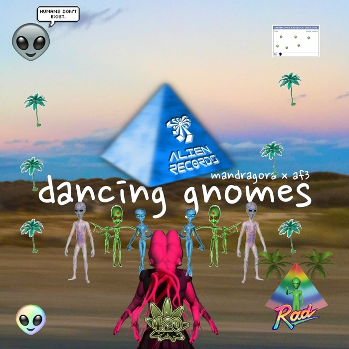 MANDRAGORA/AF3 - Dancing Gnomes