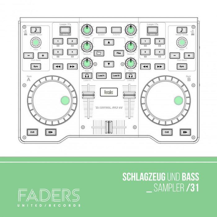 VARIOUS/NOJESUS - Schlagzeug Und Bass Sampler 31
