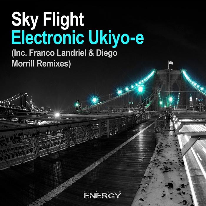 SKY FLIGHT - Electronic Ukiyo-e