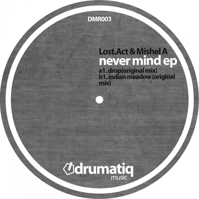 LOST ACT/MISHEL A - Never Mind EP