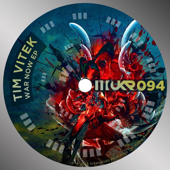 TIM VITEK - War Now EP
