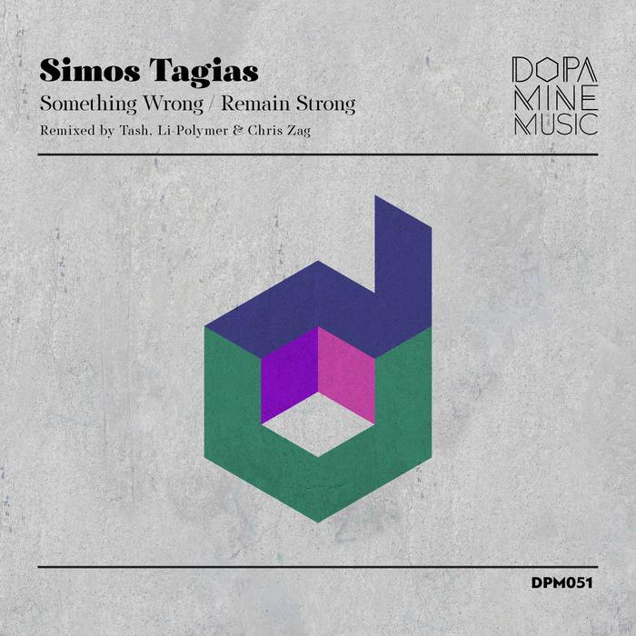 SIMOS TAGIAS - Something Wrong/Remain Strong  (Remixed)