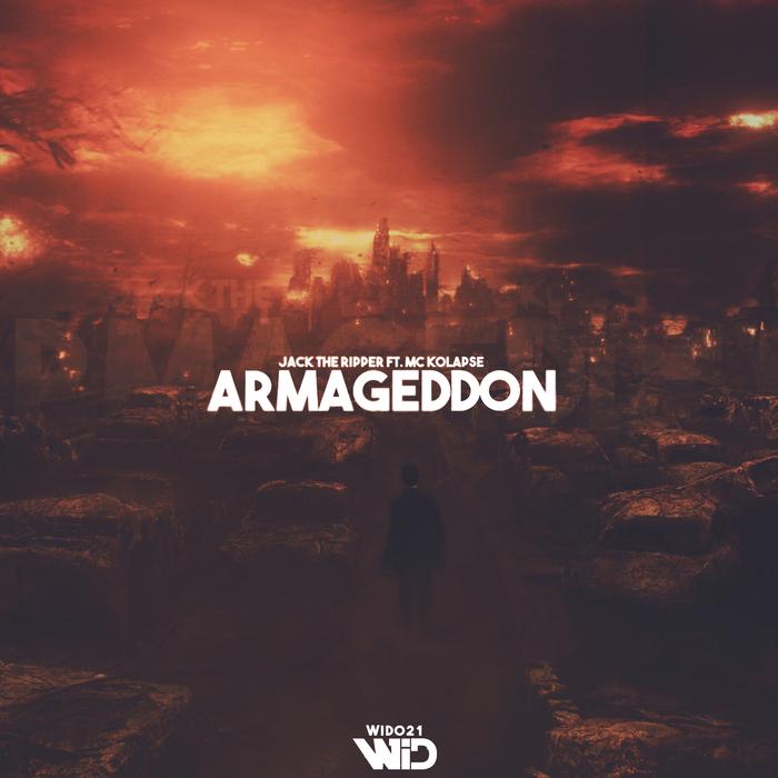 JACK THE RIPPER/MC KOLAPSE - Armageddon