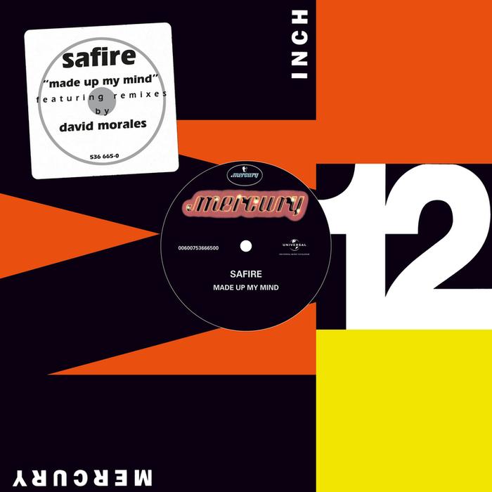 SAFIRE - Made Up My Mind (Remixes)